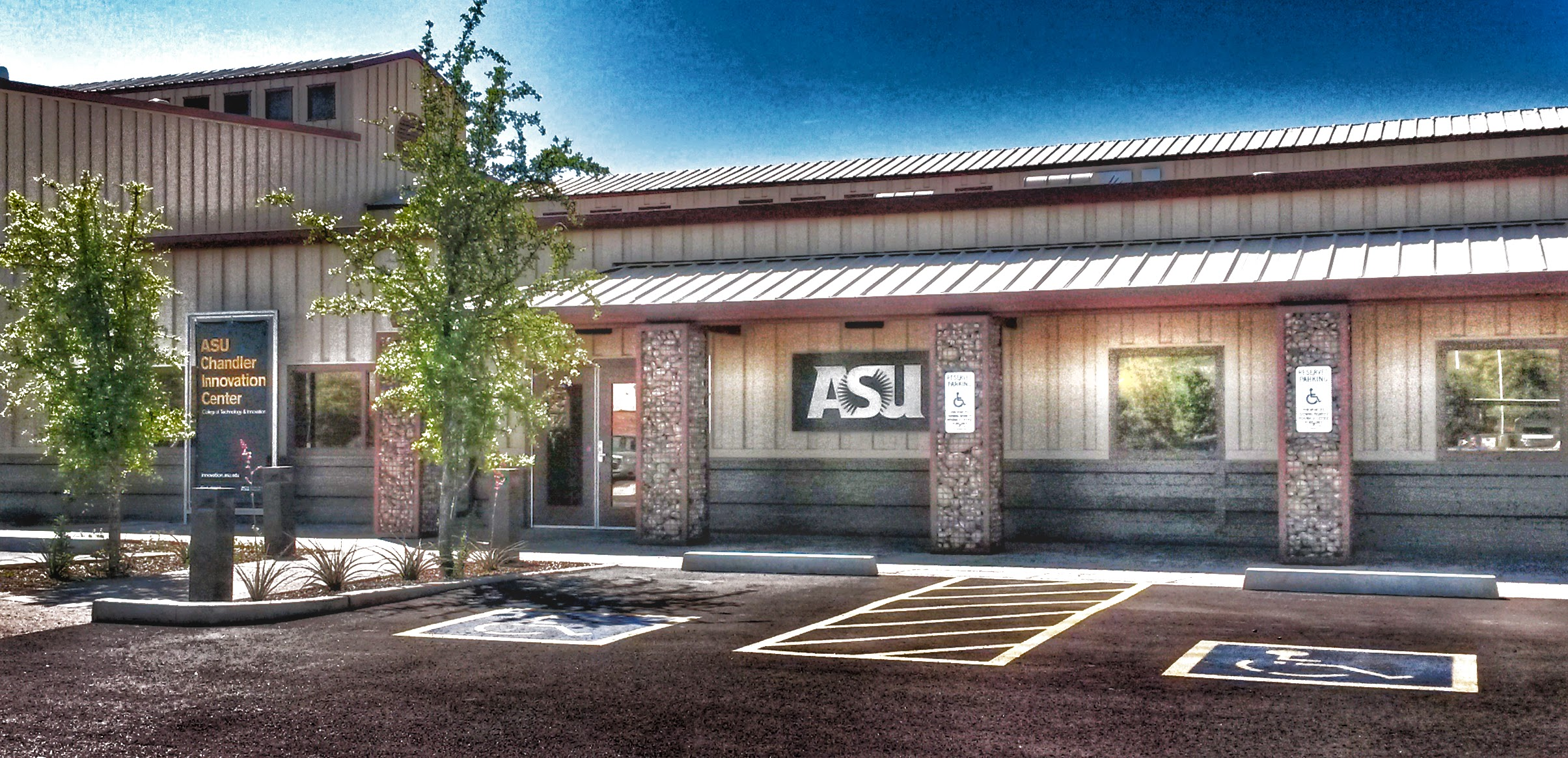 ASU's Chandler Innovation Center in Chandler, Arizona