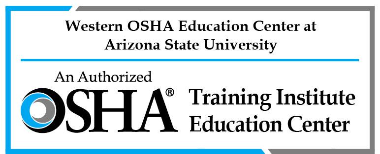 Western OSHA Education Center at ASU - Home