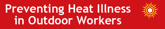 Read more about OSHA's heat awarness campaign